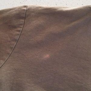 Brandy Melville Jackets & Coats - Brandy Melville green bomber jacket military